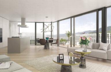 Exclusive city penthouse in trendy Zurich-Wiedikon  in Zürich